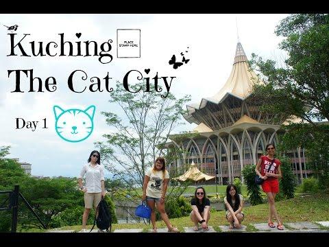 Kuching Day 1