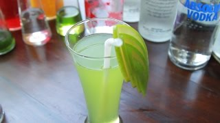 Innocent Kiss - Cocktail Recipe