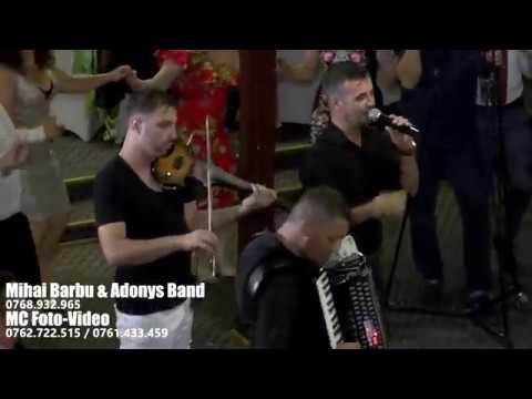 Mihai Barbu & Adonys Band - Colaj Hore Moldovenesti ( Video 2018 )
