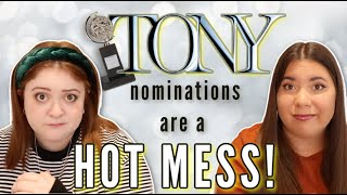 The 2020 Tony Awards are a HOT MESS! Let's discuss The Lightning Thief, JLP,  Aaron Tveit and MORE!