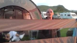 Castlerigg Farm Camping & Caravan Site, Keswick, Cumbria, C