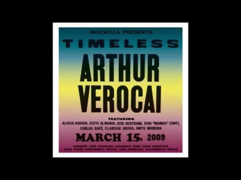 Arthur Verocai - (2010) Mochilla Presents Timeless: Arthur Verocai