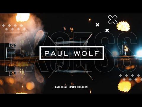 PAUL WOLF LIVE @ LANDSCHAFTSPARK DUISBURG 2021