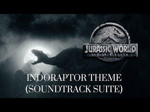 Jurassic World Fallen Kingdom- Indoraptor Theme (Soundtrack Suite)