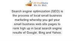 Union County Small Business Web Design NJ Local SEO