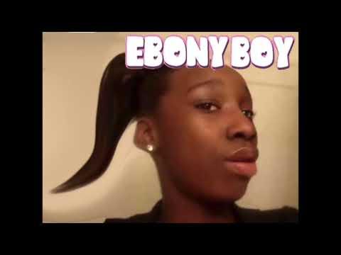 Ebony Boy Tube