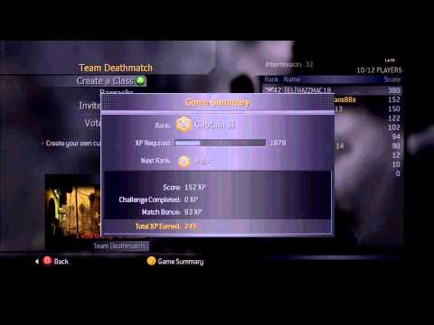 Throwback Thursday Call Of Duty 4-Yep Meat Curtains