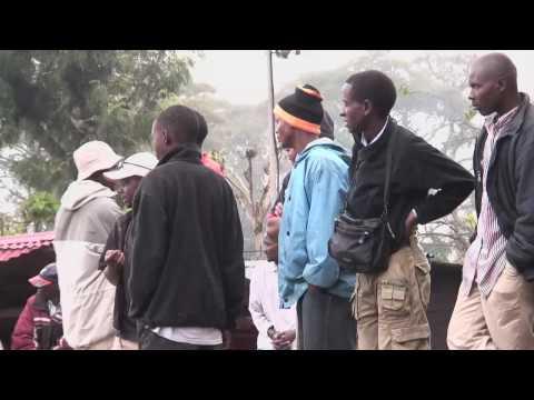 The Porters of Kilimanjaro