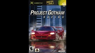 Xbox: Project Gotham Racing (HD / 60fps)