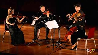 James Whitbourn. Adagio for String Quartet. Habemus Quartet