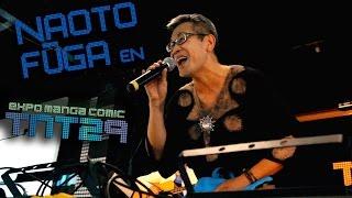 Naoto Fūga presente en TNT 29