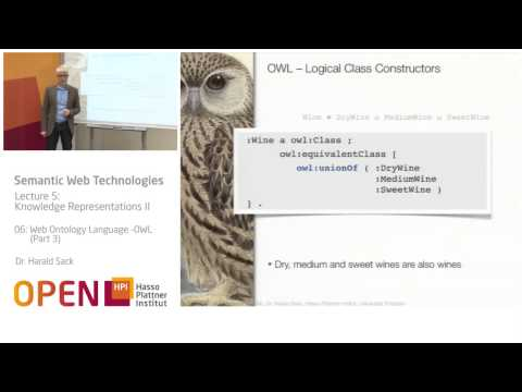 05 - 06 Web Ontology Language - OWL (3)