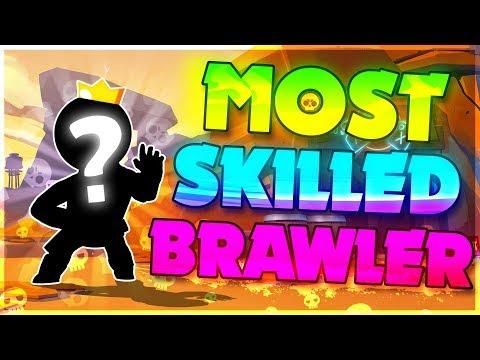 Most SKILLED Brawler In Brawl Stars Pro Tips