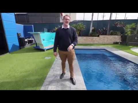 Luke  talks to Steve from Leisure Pools Auckland
