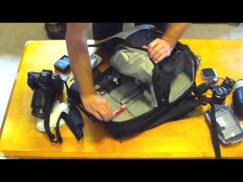 Lowepro Fastpack 250 Usage Review - Size, Durability, Comfort - Post Trip