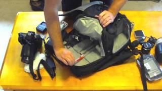 Lowepro Fastpack 250 Usage Review - Size, Durability, Comfort - post trip thumbnail