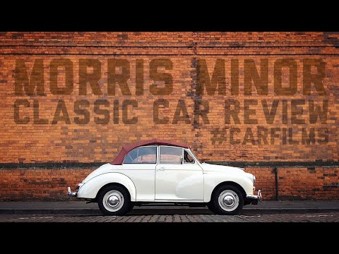 Morris Minor Classic Car Review – Paul Woodford