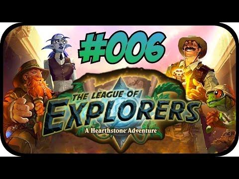 League of Explorers #06 - Murloc Song [ Hearthstone | Let's Play | Gameplay | Deutsch]