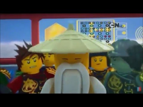 Lego ninjago skybound sensei wu youtube - Ninjago sensei wu ...