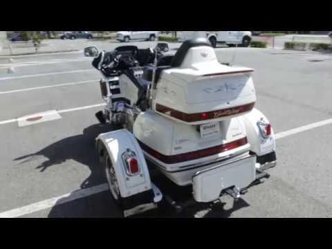 1994 Honda Goldwing w/ Removable Trike Kit For Sale - Ride Pro