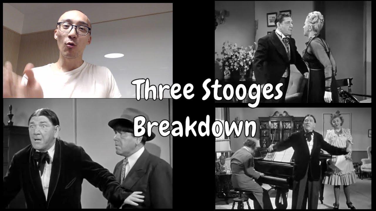 Three Stooges Brideless Groom