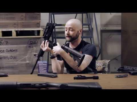AK vs AR: Basic Comparison
