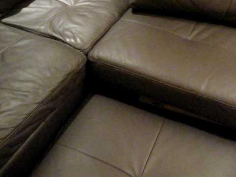 sofa beds reading berkshire black sectional problem 2 video of 4 corner brown leather bed suite damage uk