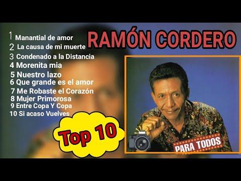 CLASICO DE RAMON CORDERO MIX 1 GRANDE EXITOS. COMPLETO de YouTube · Duración:  1 hora 8 minutos 33 segundos