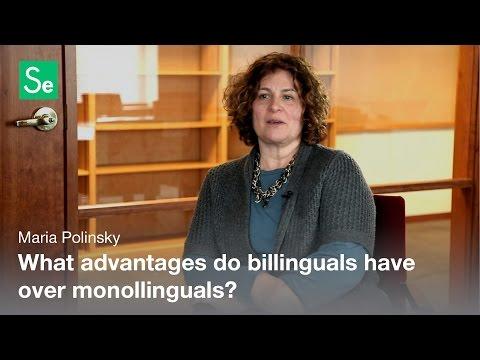 Cognitive Advantages of Bilingualism - Maria Polinsky