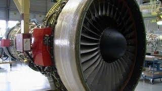 SNECMA : au cœur de la chaîne de montage des moteurs civils à Villaroche