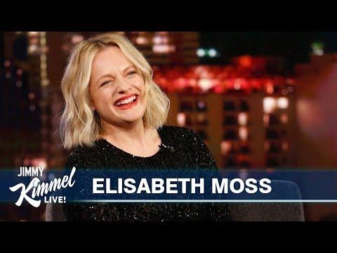 Elisabeth Moss on Bill Murray, Jennifer Aniston & The Invisible Man