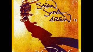 A Demi-Nue - Saïan Supa Crew