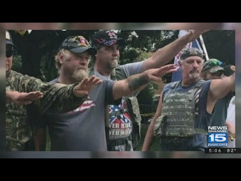 KKK Imperial Wizard blames Virginia Mayor for chaos, death