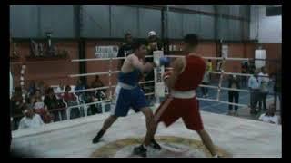 81 kg Vinicius Barros X Tiago Gomes