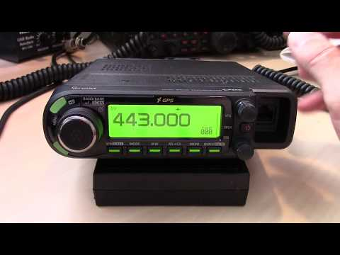 Icom ID-4100 D-Star mobile quick review