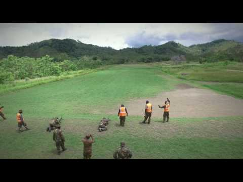 Papua New Guinea Defence Force Skill-At-Arms-Meet 2016