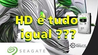 💻 HD é tudo igual ??? Conheça a Linha de HD Seagate BarraCuda e BarraCuda PRO |  Review & Benchmark