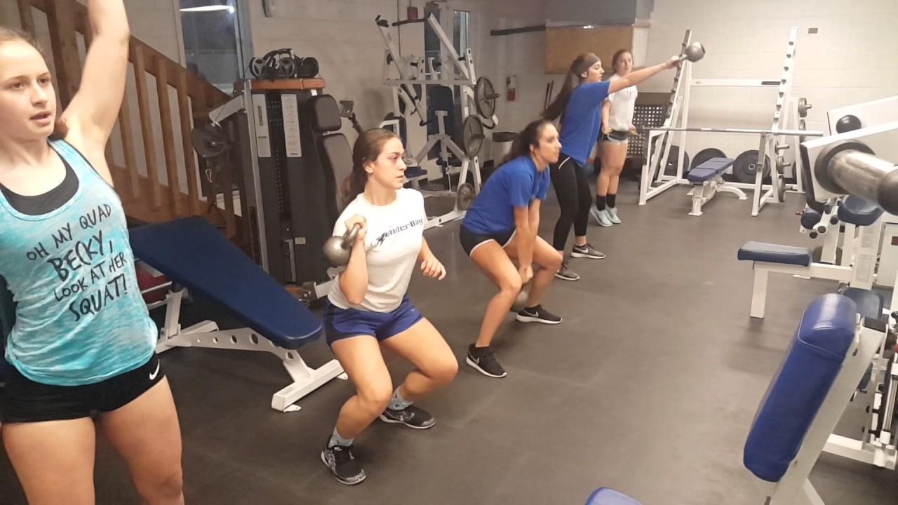 Extreme Fitness Training Thunderbay Volleyball Academy Youtube