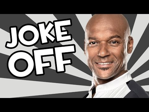 Colin Salmon Celebrity Joke Off - LFCC Winter 2014
