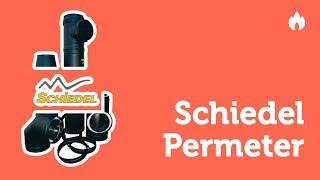 Обзор дымоходной системы для печей и каминов Schiedel Permeter...