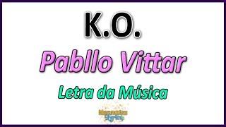 Baixar Pabllo Vittar - K.O. - Letra