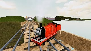 Thomas and Friends Sodor Races - Thomas The Tank Engine & Friends Roblox