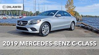 2019 Mercedes-Benz C300: OVERVIEW