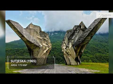 National and nature parks in Bosnia and Herzegovina