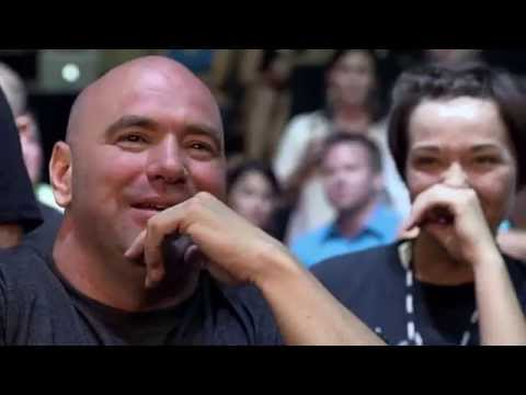 Dana White Lookin' for a Fight - Sage Northcutt Highlight