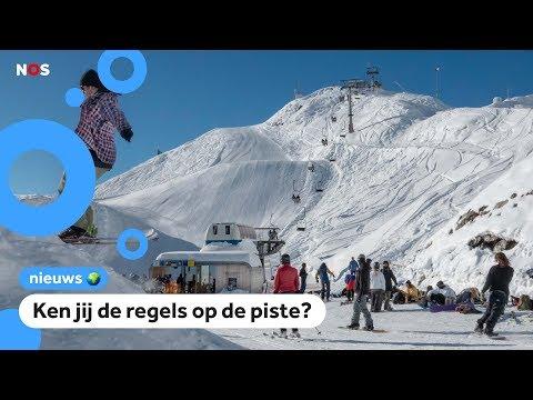 Nederlander Voor De Rechter Na Dodelijk Ski-ongeluk
