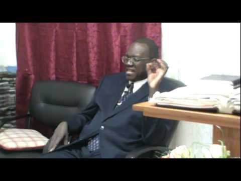 Bible Study: The Last Days Part 1 (In Creole)