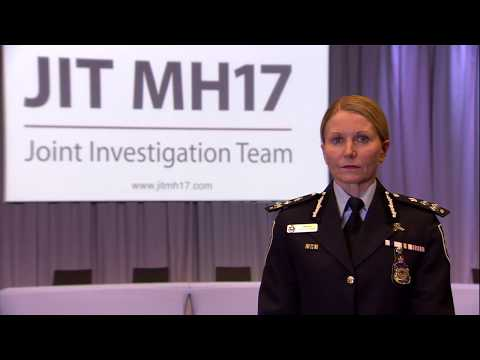 JIT MH17 witness appeal about missile
