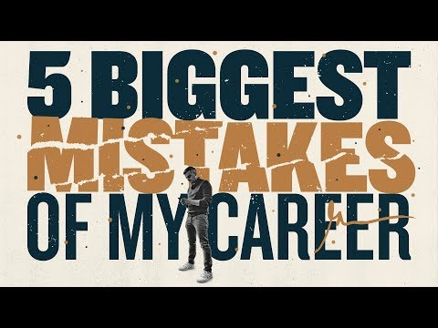 My 5 Biggest Failures in Business