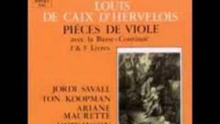 Louis De Caix D'Hervelois (Savall)